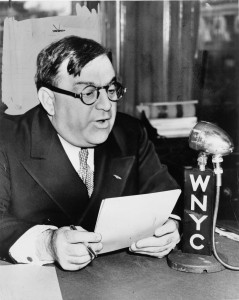 Mayor LaGuardia