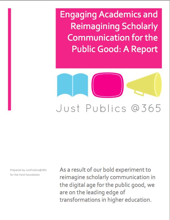 JP365 Report Cover